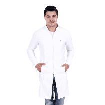 Jaleco Masculino Samuel Branco - G3 - DANA JALECOS