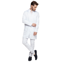 Jaleco Royale Masculino - Branco M