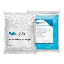 Kit Cirúrgico Paramentação Implante Padrão 40GR - MEDIS