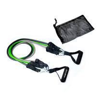Kit de Elástico Extensor com 3 Intensidades - PROACTION SPORTS