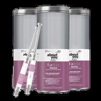 Kit Gel Estimulador de Colágeno para Face - 3 Pacientes - ABOUT YOU