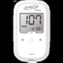 Kit Medidor de Glicose Free Smart - G-Tech