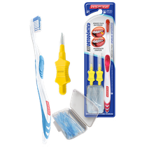 Kit Ortodôntico p/ Higiene Bucal - DENTALCLEAN