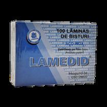 Lâmina de Bisturi Aço Inox - LAMEDID
