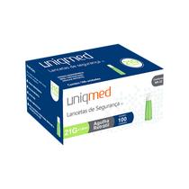 Lanceta de Segurança SK 1,8mm - 21g - UNIQMED