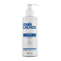 Leave-in Termoprotetor Mais Cachos 100ml - About You