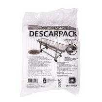 Lençol TNT com Elástico 90cm x 2m - DESCARPACK