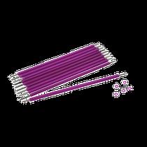 Ligadura Elástica Bengalinha Uva Cristal - unid. - 60.03.359 - MORELLI