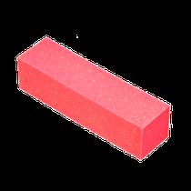 Lixa p/ Acabamento de Unha Cubo Rosa - SC14956A