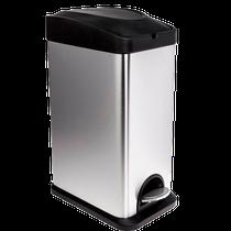 Lixeira Inox Coleta 15L - BIOVIS