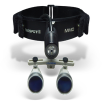 Lupa de Pala com Foco Frontal Head Spot II ST - MMO