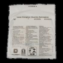Luva Cirúrgica Estéril Pouch Plástico - DESCARPACK