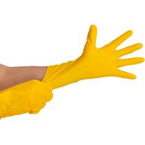 Luva de Limpeza Amarela - MEDIX