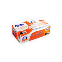 Luva para Procedimento de Látex com Pó caixa c/ 100 Un. TopQuality – MEDIX