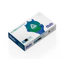 Luva Nitrílica para Procedimento AMG sem Pó - MEDIX