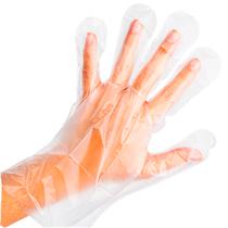Luva Plástica Não Estéril HDPE - KOLPLAST