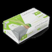 Luva Verde Látex para Procedimento sem Pó Lano-E Premium Quality