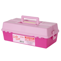 Maleta MultBox Rosa