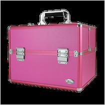 Maleta Profissional de Maquiagem G - Pink BJH17316