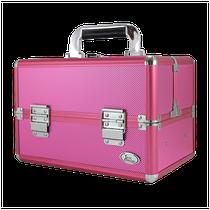 Maleta Profissional de Maquiagem P - Rosa BJH17311