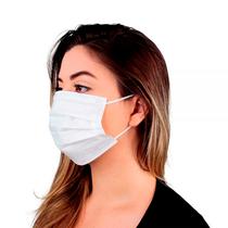 Máscara Cirúrgica Descartável Tripla Camada com Filtro - ORTHO PAUHER