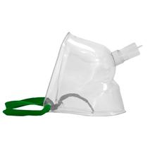 Máscara de Oxigênio Adulto Tenda 2 em 1 - MD