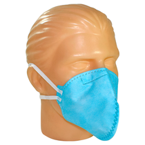 Máscara Descartável N95 PFF2 Azul - DESCARPACK