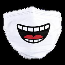 Máscara Descartável Divertida