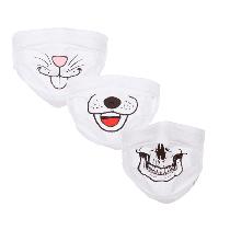 Máscara em Tecido - Sorriso - FUN WORK