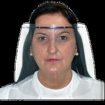 Máscara protetora facial - AGIR