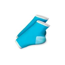 Meias para Hidratação Intensiva do Calcanhar Azul - MEDLEVENSOHN