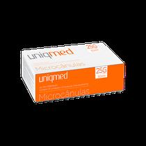 Microcânula 50mm - 25g - UNIQMED