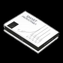 Microcânula Smart 22G - 0,70 x 50 mm - SMART GR