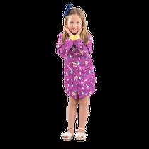 Mini Jaleco Alice in Wonderland
