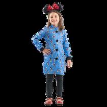 Mini Jaleco Feminino Estampado Mickey Mouse