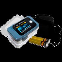 Oxímetro de Pulso - com Alarme - DELLAMED