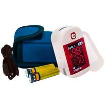 Oxímetro de Pulso - sem Alarme - DELLAMED
