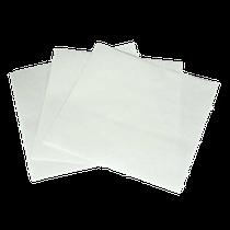 Papel Crepado para Esterilização 30x30cm - 500 Unidades - HOSPFLEX