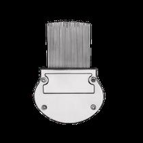 Pente p/ Piolho Inox - SC15001A - SANTA CLARA