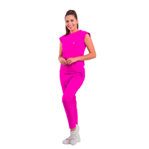Pijama Cirúrgico Feminino Ohana Pink - DRA. CHERIE