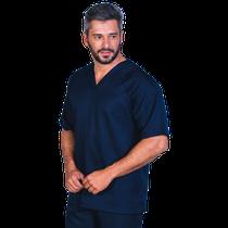 Pijama Cirúrgico Masculino Marrocos Marinho - BIOSTILO