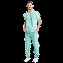 Pijama Cirúrgico Masculino Urban - Verde - DRA. CHERIE