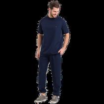 Pijama Cirúrgico Masculino Impulse Azul Marinho - DRA. CHERIE