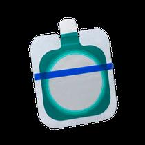Placa Eletrocirúrgica Universal com Exclusivo Anel de Segurança Descartável 9130F - 3M