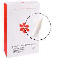 Ponteira para Dermógrafo - Circular Fine