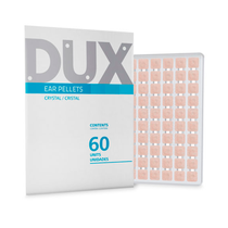 Ponto Cristal para Auriculoterapia Micropore Quadrado - DUX