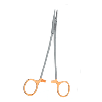 Porta Agulha Mayo Hegar 14cm Dourado