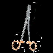 Porta Agulha Mayo Hegar 16cm Dourado