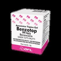 Anestésico Benzotop - Tutti-Frutti