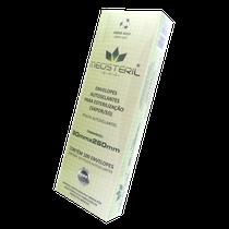 Envelope para Esterilização Autosselante 9 x 26cm - 100 Unid. - MEDSTÉRIL